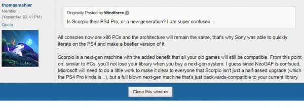 Dev. Ori and the Blind Forest menyebut Project Scorpio bukan proyek setengah hati ala PS4 Pro.