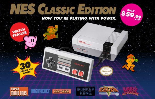 Hacker retas NES Classic dan berhasil suntikkan lebih banyak game.