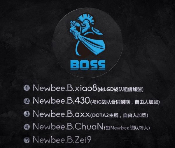 Newbee mengkonfirmasikan komposisi tim baru mereka, yang terdiri dari satu pemain wanita - AXX.