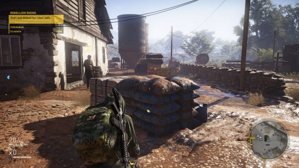 Ghost Recon Wildlands closed beta 44