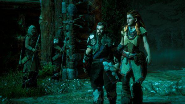 Ia berusaha diterima kembali di sukunya, Nora, lewat sebuah event pembuktian diri bernama