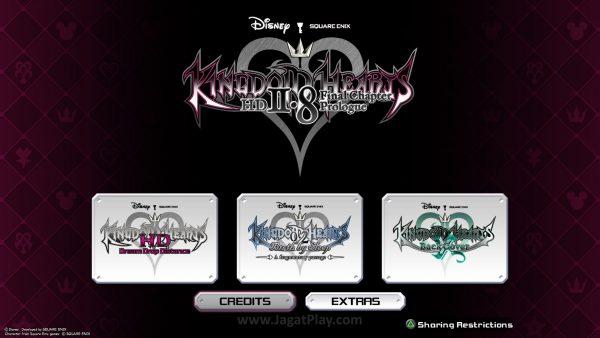 Kingdom Hearts HD 2.8 merupakan kompilasi dari tiga game.