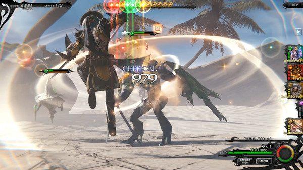 Anda sudah bisa mengunduh Mobius Final Fantasy yang ditawarkan sebagai game F2P di Steam, sekarang.