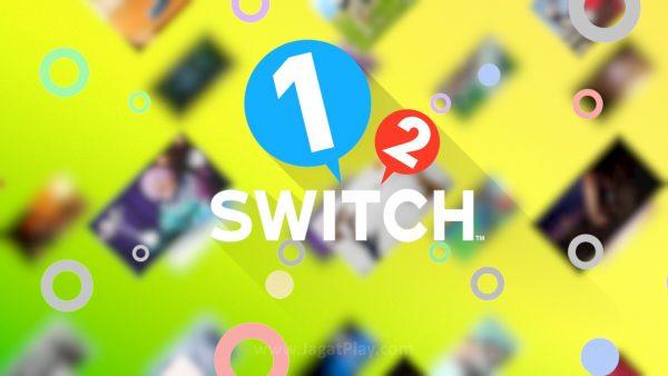 1-2 Switch merupakan sebuah kompilasi mini-game yang didesain Nintendo untuk memperlihatkan kemampuan Joy-Con.