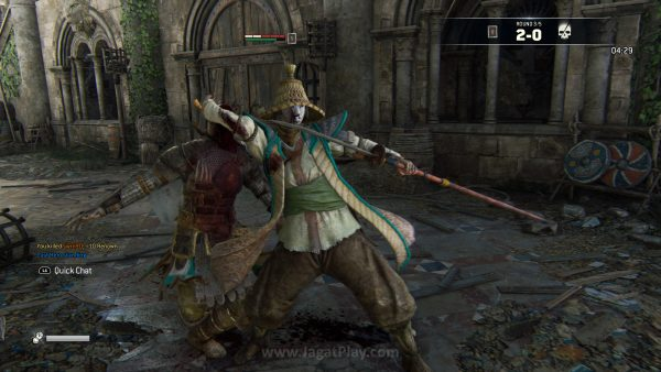 For Honor jagatplay PART 1 (49)