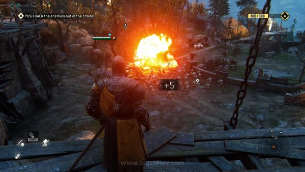 For Honor jagatplay PART 1 (78)