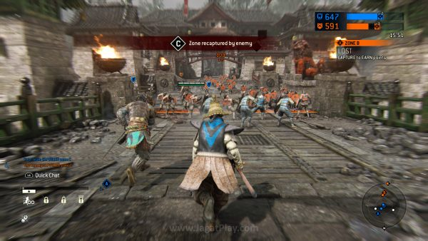 For Honor jagatplay PART 1 (91)