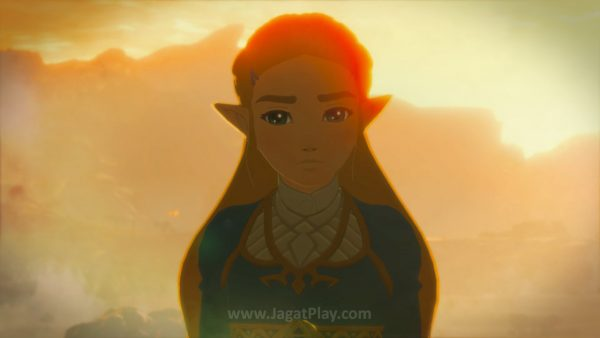 Legend of Zelda breath of the wild part 2 16