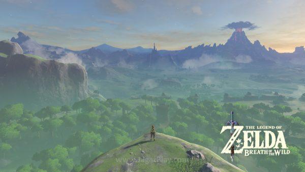 Legend of zelda breath of the wild jagatplay part 1 (5)