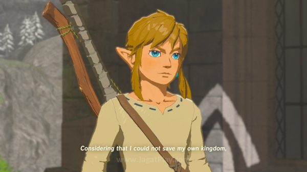 Anda kembali akan menyelamatkan Hyrule sebagai Link.