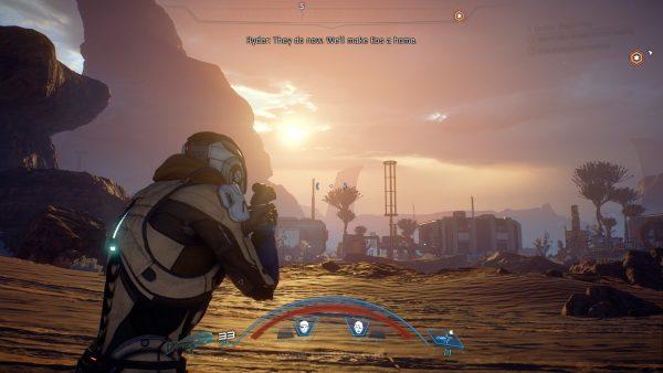 Mass Effect Andromeda jagatplay part 1 (102)