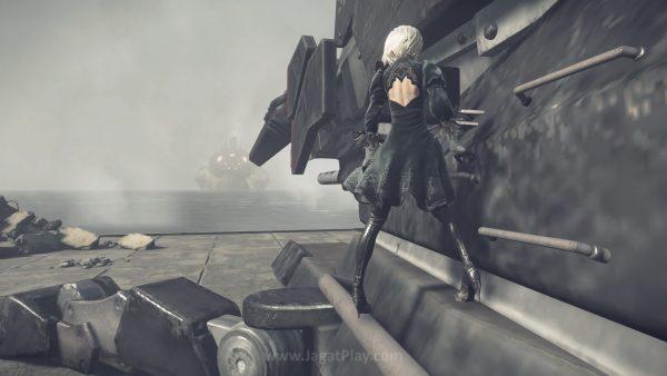 Terjual 1,5 juta kopi, Square Enix menyebut performa NieR: Automata melebihi apa yang mereka harapkan.