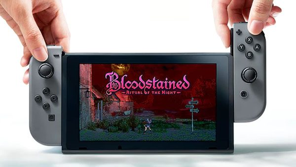 Tak jadi dirilis untuk Wii U, Bloodstained kini beralih ke Switch.