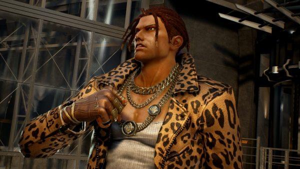 Eddy Gordo dipastikan akan ikut bertarung di Tekken 7.
