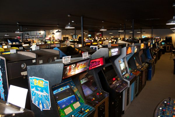 old arcade place