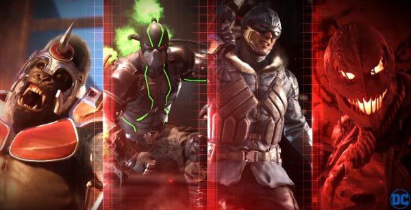 Injustice 2 memperlihatkan dua karakter villain baru - Captain Cold dan Scarecrow.