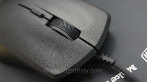 Ia juga diperkuat dengan teknologi Switch Omron yang sepak terjangnya tak perlu lagi diragukan.