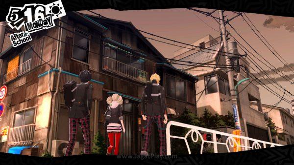 Persona 5 jagatplay part 1 (267)
