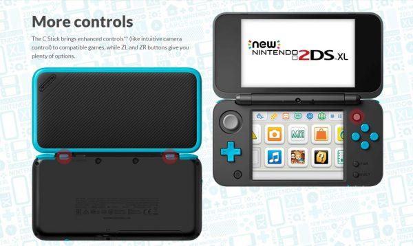 Nintendo mengumumkan New 2DS XL yang ditawarkan di kisaran harga lebih terjangkau - USD 149.99