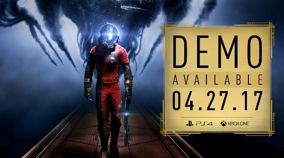 prey demo