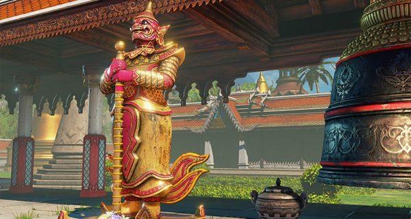 Stage kuil Budha tetapi memuat BGM dengan konten Islami di dalamnya, Capcom akhirnya menarik stage baru Street Fighter V.