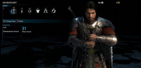 Video terbaru Shadow of War memperlhatkan sistem equipment yang ia usung.