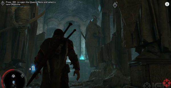 Lewat IGN First, Shadow of War memperlihatkan gameplay baru dengan Minas Ithil sebagai fokus cerita.