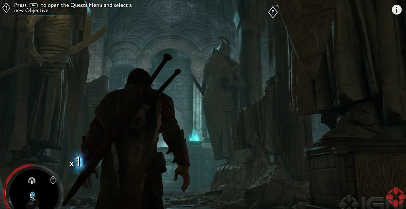 shadow of war new gameplay