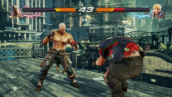 Tekken 7 jagatplay part 1 (152)