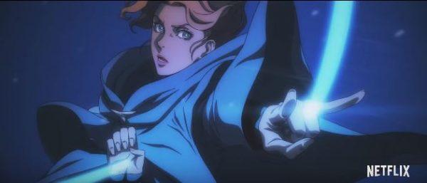 Film animasi Castlevania yang diracik oleh Netflix akhirnya merilis teaser perdana.