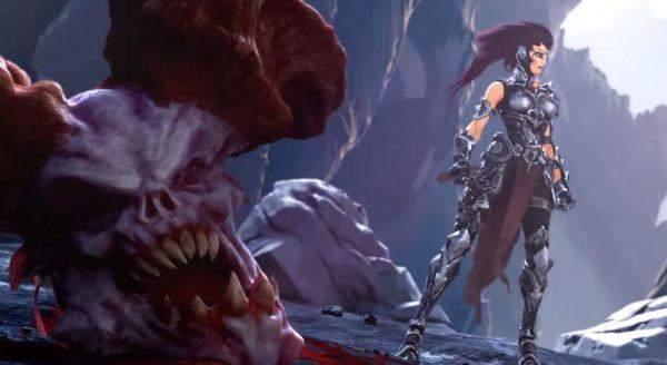 Dengan karakter utama - Fury, Darksiders 3 akan mengambil timeline sejalan dengan Darksiders 2.