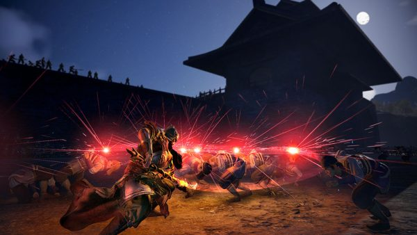 dynasty warriors 910