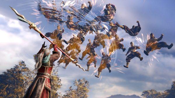 dynasty warriors 931