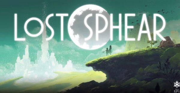 Tokyo RPG Factory memperkenalkan game baru - Lost Sphear.