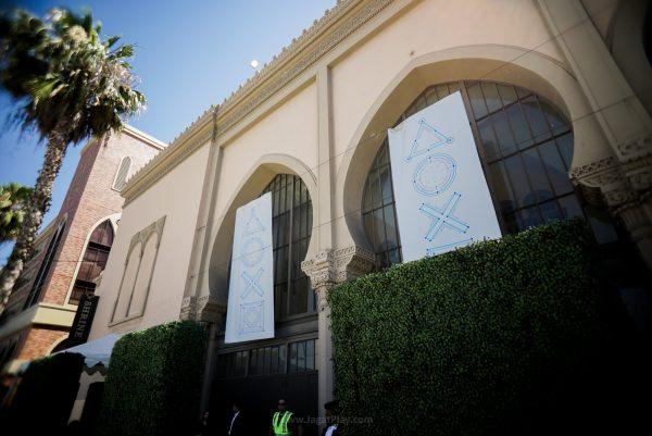 Shrine Auditorium , Los Angeles