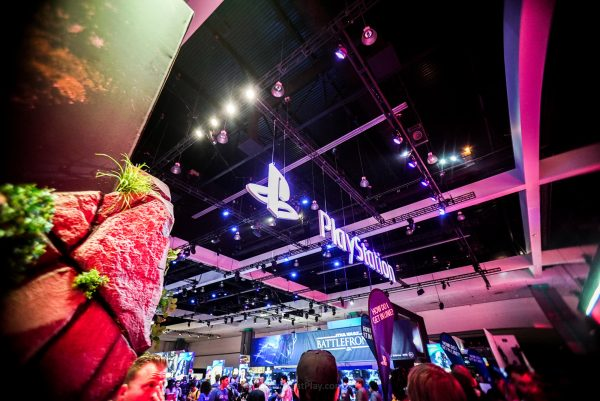 Sony Interactive Entertainment Booth