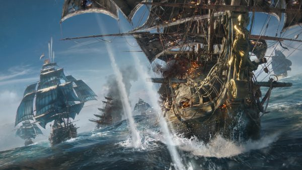 Ubisoft menyebut bahwa Skull & Bones adalah judul yang hendak mereka dukung hingga 10 sampai 15 tahun ke depan.