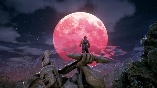 Bandai Namco juga menyertakan sosok Akuma dengan jalinan cerita yang mengikat pada keluarga Mishima itu sendiri.