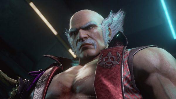 Heihachi kembali dan merebut posisi tersebut, melancarkan perang melawan perusahaan milik Kazuya - G-Corporation.