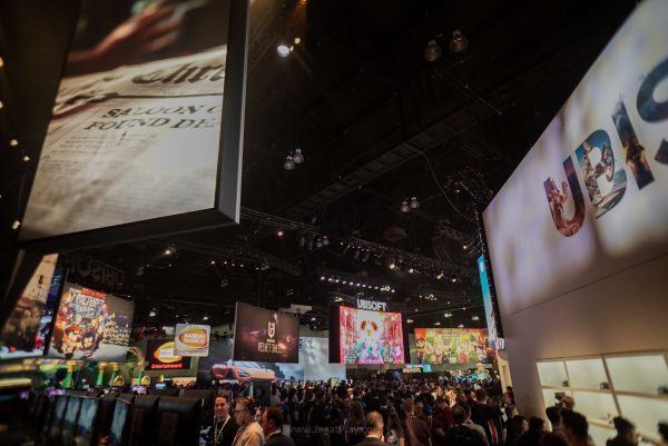 Ubisoft Booth