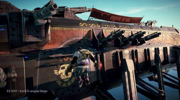 Ubisoft memperlihatkan demo singkat soal gameplay dan in-game engine Beyond Good & Evil 2.