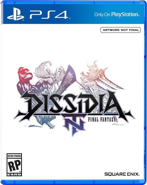 Seri Dissidia terbaru untuk PS4 akhirnya mengusung nama - Dissidia FF NT