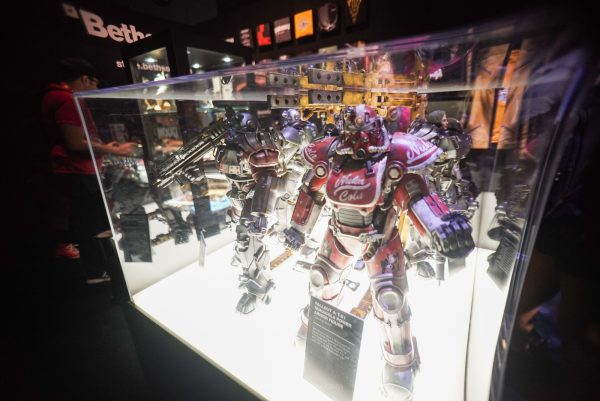 that Nuka Cola Power Armor Figure is a piece of art!!