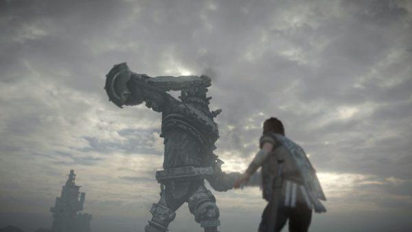 Yoshida memastikan Shadow of Colossus untuk PS4 adalah sebuah game Remake, bukan sekedar Remaster.
