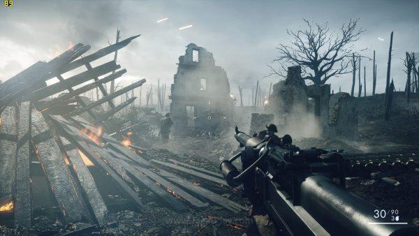 Battlefield 1 bisa ditangani dengan setting