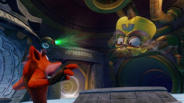 Ia tetap berkisah soal konflik antara Crash dan sang tokoh antagonis yang menciptakannya - Dr. Cortex