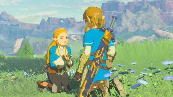 Legend of Zelda: Breath of the Wild memenangkan penghargaan tertinggi