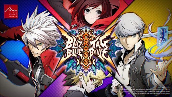 BlazBlue Cross Tag Battle akan memuat karakter-karakter dari franchise yang sempat ditangani oleh Arc System Works.