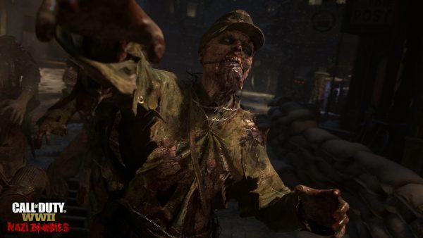 cod zombie