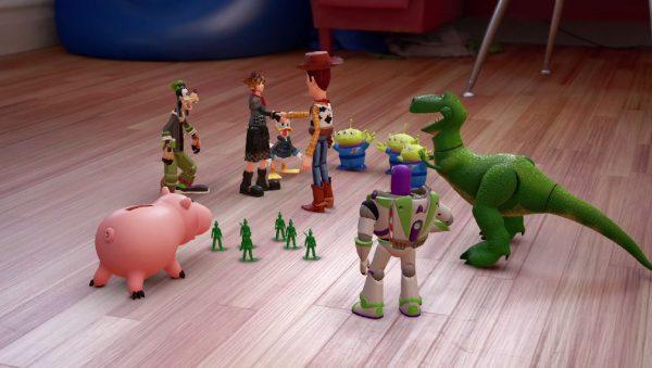 Toy Story dipastikan akan jadi dunia baru untuk Kingdom Hearts 3.
